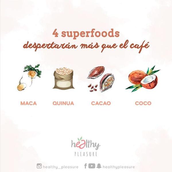bf1475f48c 4 superfoods que te darán más energía que el café – Healthy Pleasure